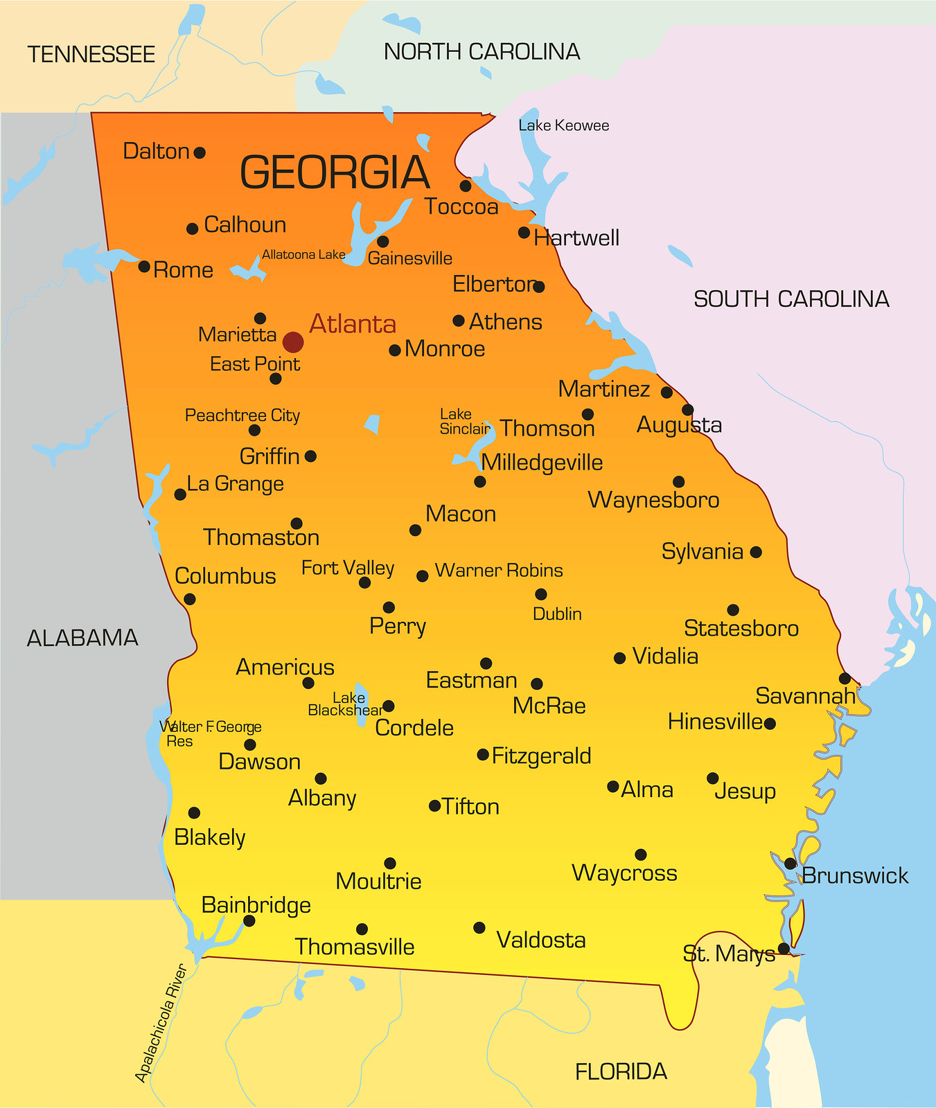 Georgia RN Requirements and Training Programs