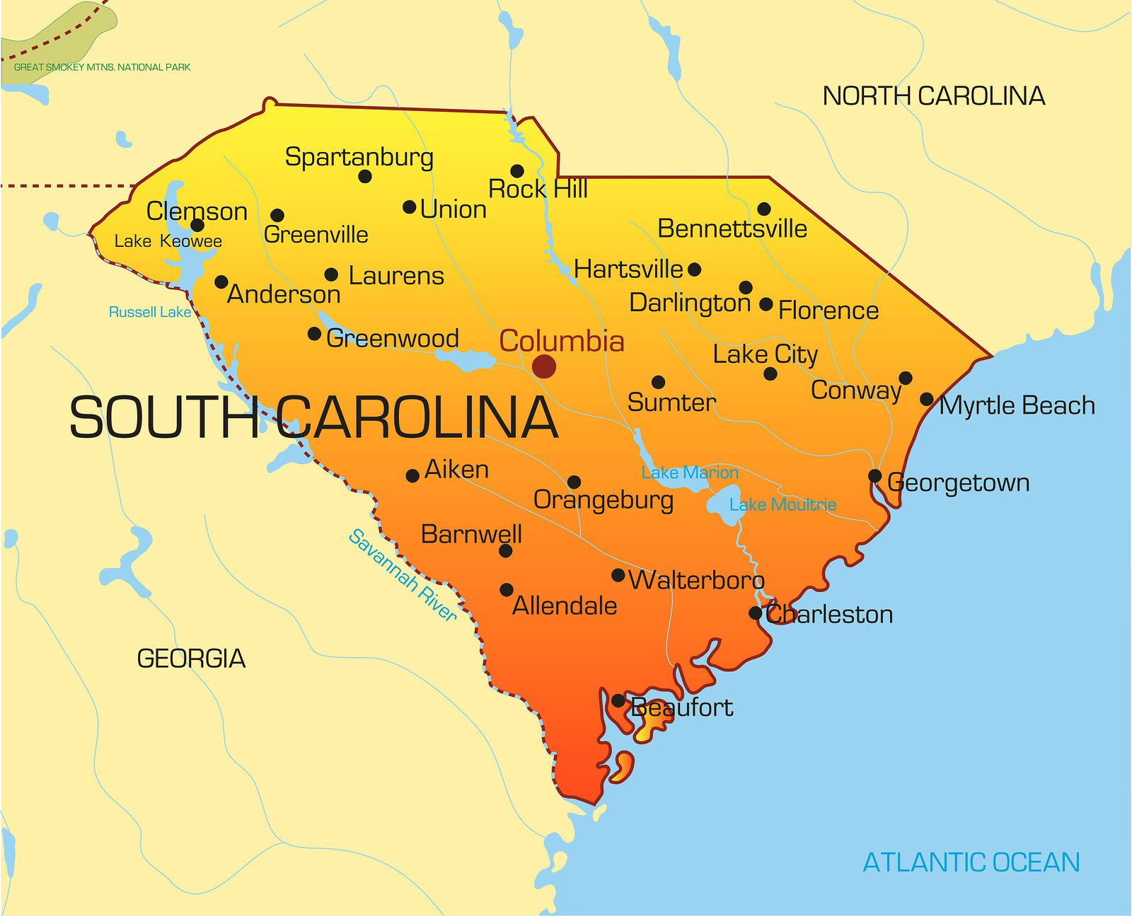 South Carolina RN Requirements and Training Programs