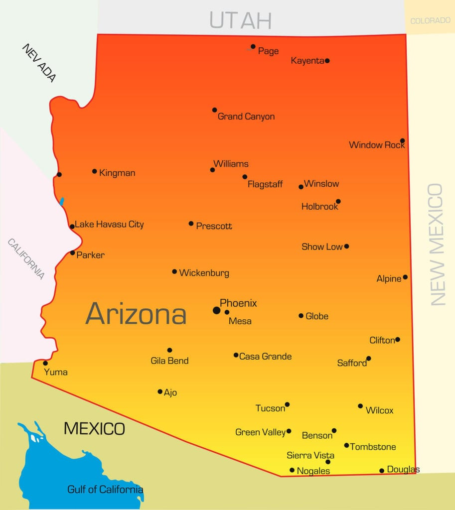 Arizona rn requirements and training programs nursing degree arizona rn requirements and training programs xflitez Gallery