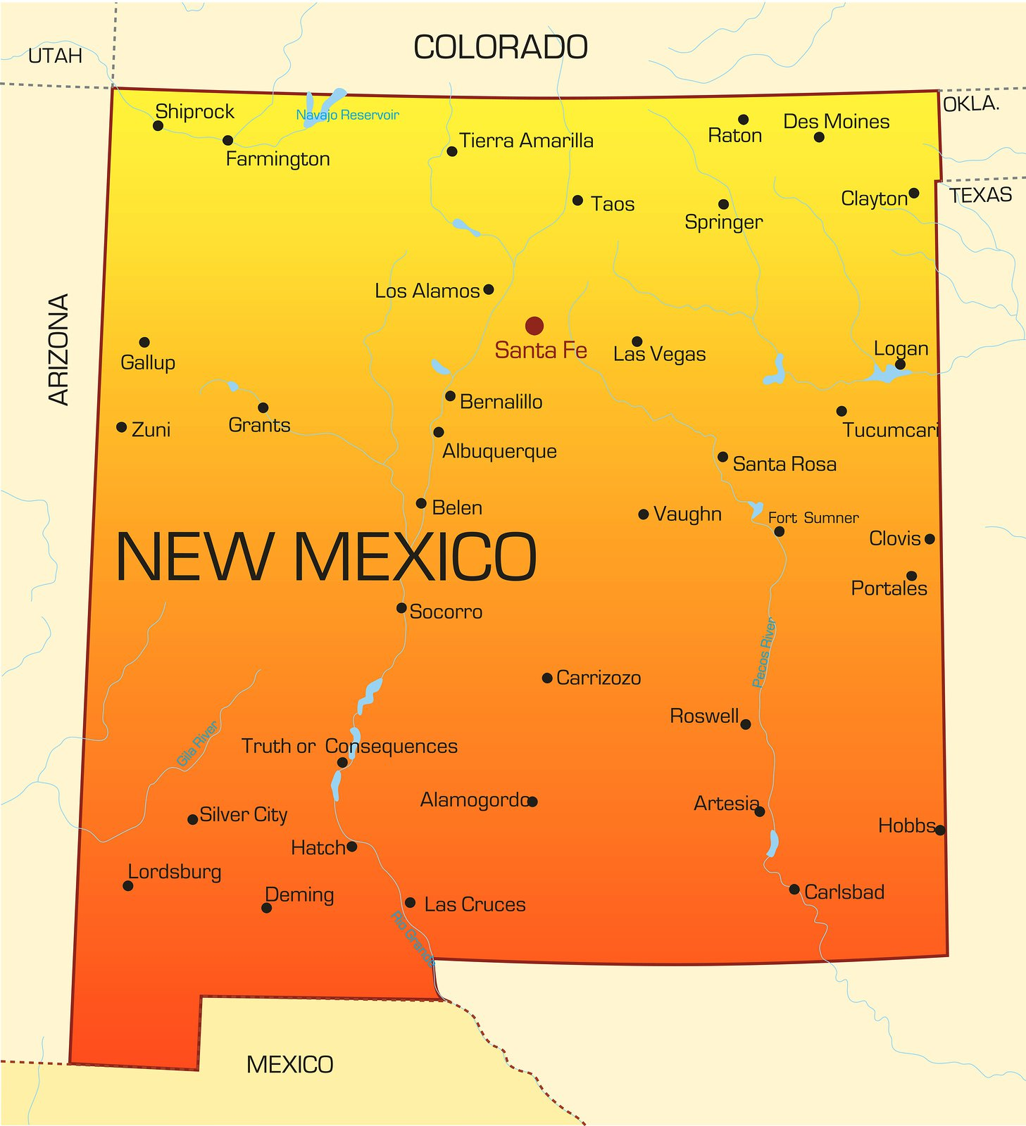 New Mexico RN Requirements and Training Programs