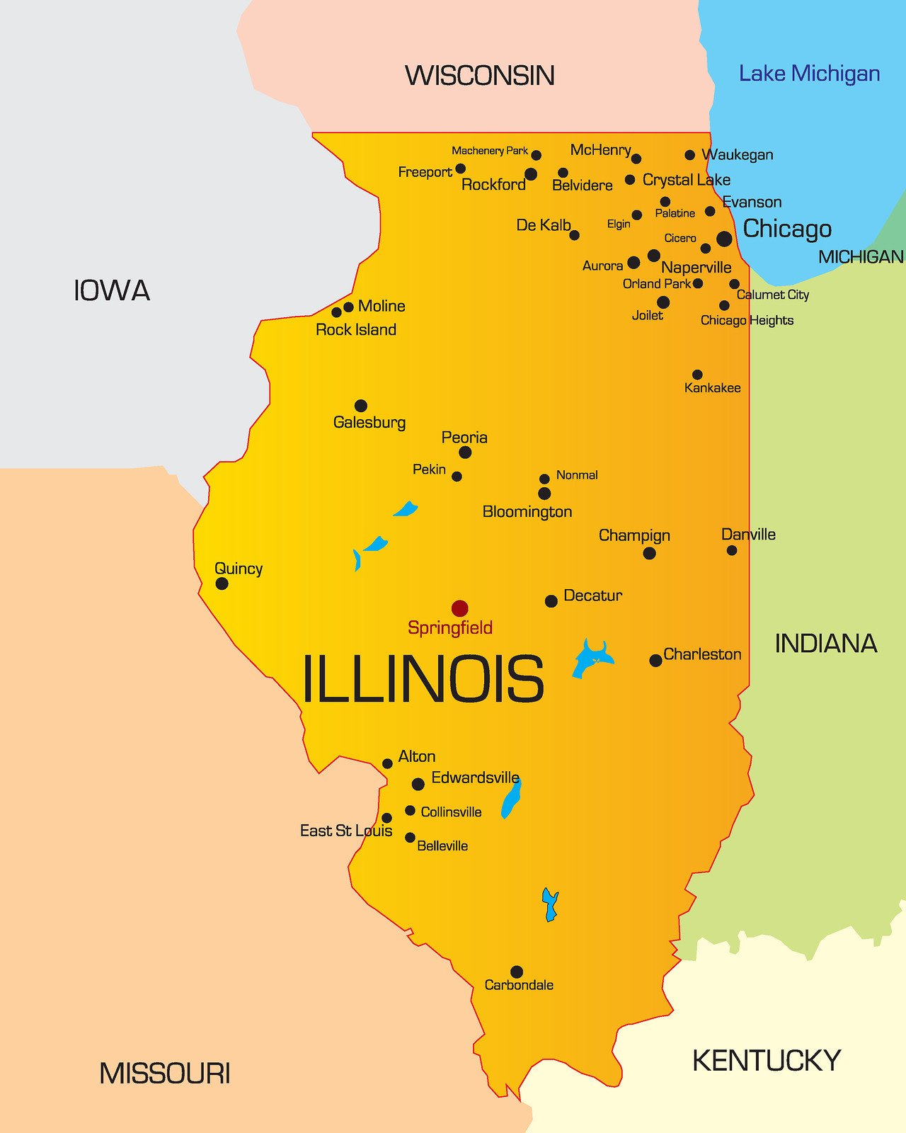 Illinois RN Requirements and Training Programs