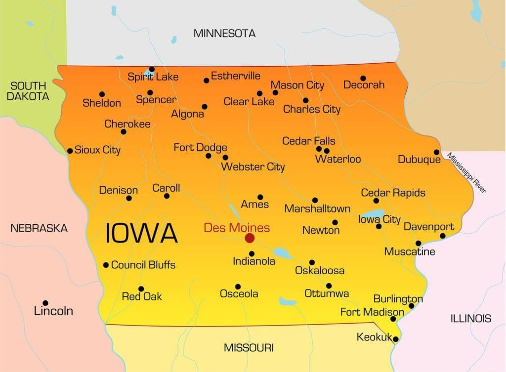 Iowa Rn Requirements And Training Programs Nursing Degree Programs